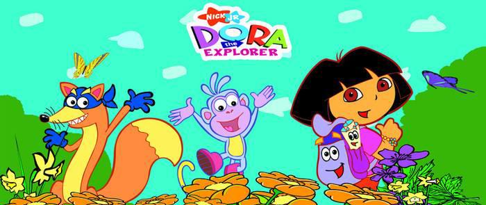 爱探险的朵拉第二季(英文版) Dora The Explorer Season 2 全26集