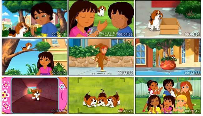 朵拉和朋友们城市探险 Dora and Friends: Into the City! 高清720P英字 (第一季全20集)