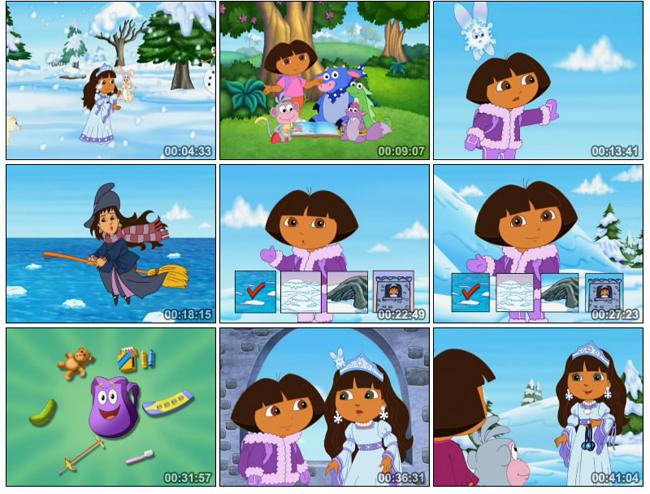 爱探险的朵拉第五季 Dora The Explorer Season 5 全20集
