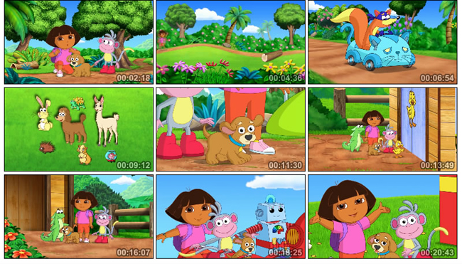 爱探险的朵拉第七季 Dora The Explorer Season 7 高清全集