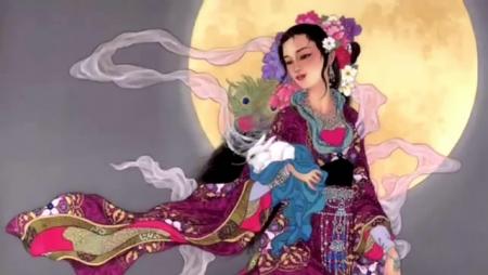 中秋节传说和习俗英文介绍集锦 Introduce About Moon Festival