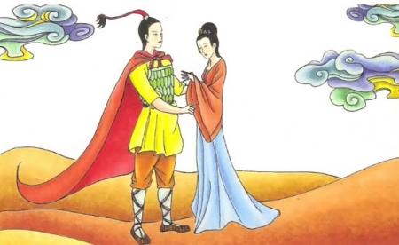 英文版中秋主题动态绘本集锦 Picture Book For Moon Festival