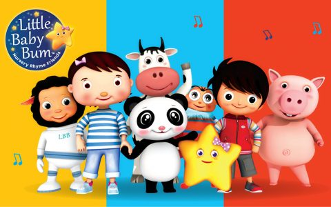 Little Baby Bum风靡全球的磨耳朵音乐英语动画启蒙早教儿歌,6季共478集,1080P高清视频带英文字幕,百度网盘下载!