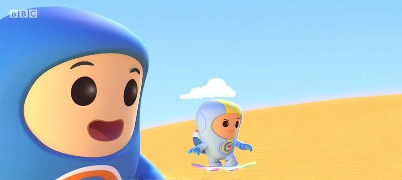 英文动画片《出发吧飞行小队 Go Jetters》全29集 英语英字 720P/MP4/11.28GB 动画片出发吧飞行小队全集下载