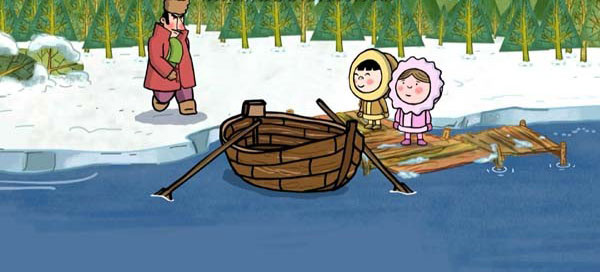 西班牙冒险益智动画片《因纽特人一家 Horaci the Inuit》国语全35集下载 百度云网盘