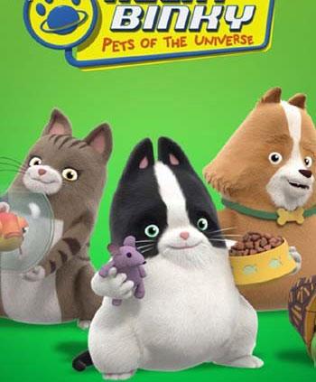 加拿大搞笑冒险动画片《特工宾奇 Pets of the Universe》全52集下载 国语中字 百度云