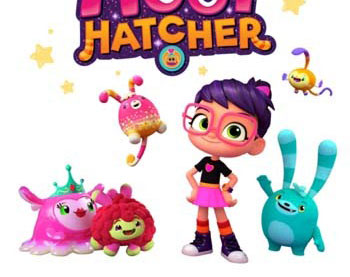 美国尼克动画片《艾比海切尔 Abby Hatcher》英语版全32集下载 mp4/720p 百度云网盘