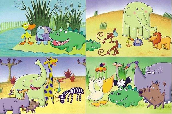 《64 Zoo Lane》动物街64号 BBC最受欢迎的儿童节目全1-4季共104集下载 百度云网盘