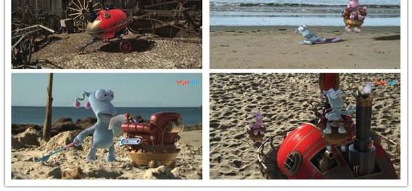 新西兰搞笑益智动画片《太空娃娃 Wotwot》第一二季全78集下载 mp4国语720p 百度云网盘