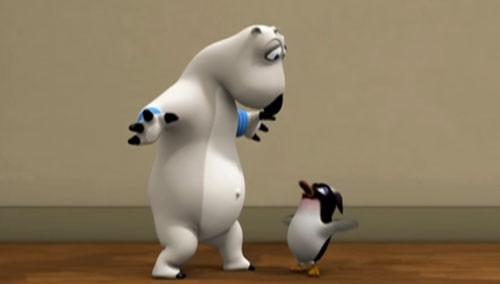 儿童搞笑冒险动画片《倒霉熊/贝肯熊》第四季全52集下载 mp4/720p/无对白 百度云网盘