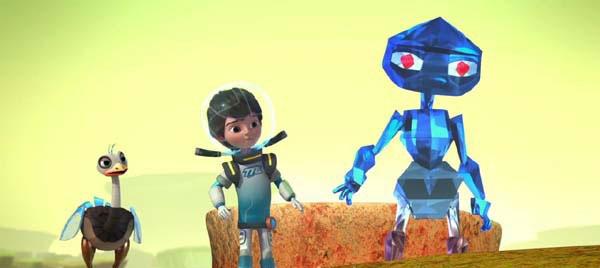 Miles From Tomorrowland 明日世界的米尔斯 迪斯尼英文动画第一季全30集百度网盘下载