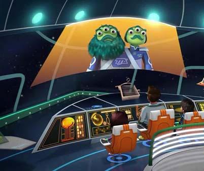 迪士尼太空科幻科普动画片《明日世界的米尔斯》第二季33集下载 mp4/480p/英语无字幕