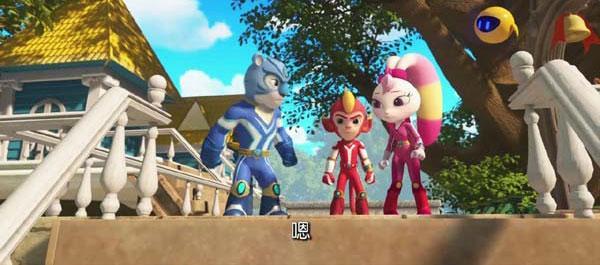 宇宙护卫队第一季全52集下载 mp4高清720p 儿童认知学习三维动画片 百度云网盘