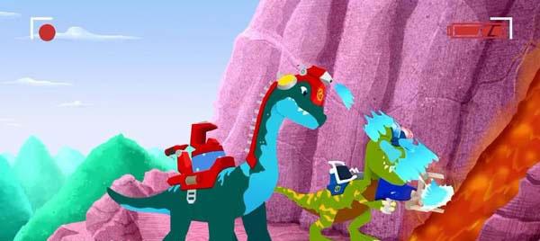 美国科普冒险动画片《恐龙救援队 Chomp Squad》全25集下载 srt英文字幕 百度云网盘