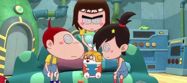 儿童搞笑动画片《阿U第8季兔智来了》全26集下载 mp4高清720p 国语中字 百度云网盘
