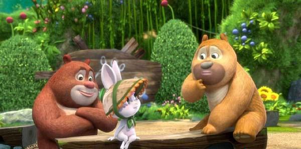 熊出没之熊熊乐园第一季全52集下载 熊出没第八部动画 mp4高清720p 百度云网盘