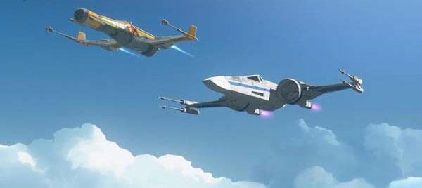 迪士尼英语科幻动画片《星球大战:抵抗组织 Star Wars: Resistance》第一二季38集下载