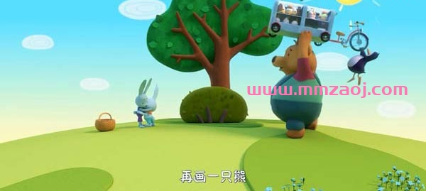 儿童亲子益智动画片《缇娜托尼》第一季全52集下载 mp4/1080p/国语中字 百度云网盘