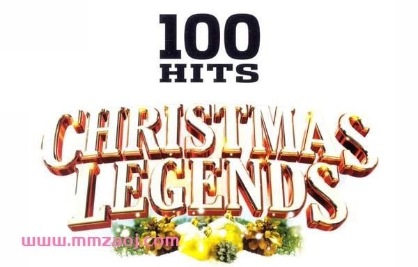 【免费下载】《100 Hits Christmas Legends》100首圣诞英文歌曲mp3下载 百度云网盘