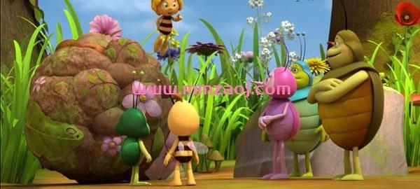 儿童益智冒险动画片《小蜜蜂玛雅 Maya the Bee》英文版1-20集下载 mp4/1080p 百度网盘