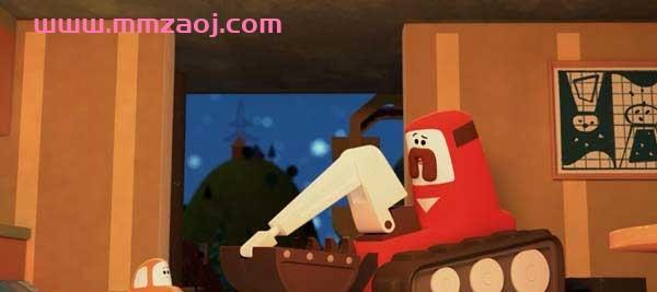 美国学龄前益智冒险动画片《小小车向前冲 Go! Go! Cory Carson》第一二季全14集下载