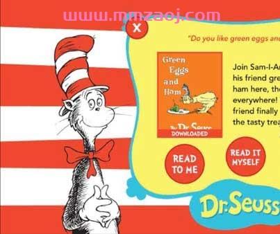 Dr.Seuss TREASURY 苏斯博士高清绘本PDF共55册下载+音频mp3共44集 百度云网盘