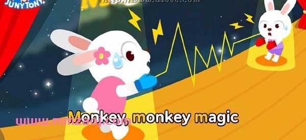 英语启蒙儿歌动画《Jony & Tony 朱妮托尼》161集下载 mp4/720p/英文字幕 百度网盘