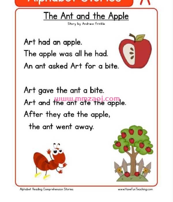 Have Fun Teaching网站Reading comprehension worksheets 七大主题共195册下载 百度云
