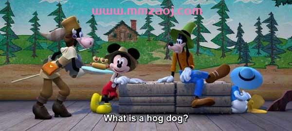 迪士尼英语动画片《米奇妙妙车队》第三季共30集下载 米奇与赛车手 720p/英字 百度网盘