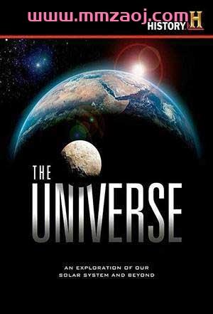 天文科普纪录片《宇宙 The Universe》全14集下载 mp4英语高清 百度云网盘