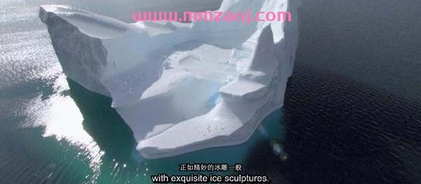 BBC自然纪录片《冰冻星球 Frozen Planet》全8集下载 mkv/720p/英语英字 百度云网盘