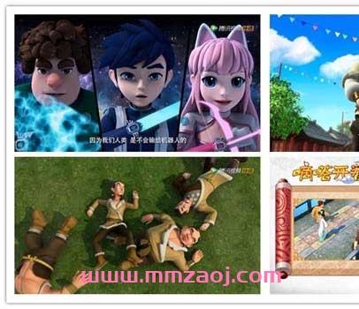 儿童历史冒险动画片《嘀嗒传奇》全52集下载 mp4/720p/国语中字 百度云网盘