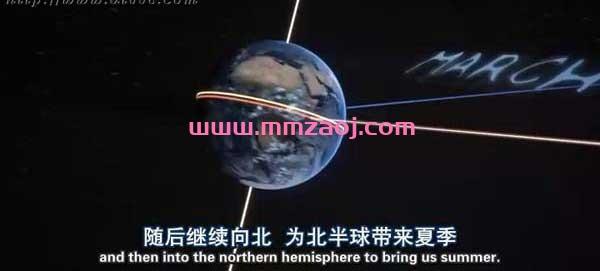 BBC英语纪录片《寰宇轨迹 Orbit: Earth's Extraordinary Journey》全3集下载 百度网盘