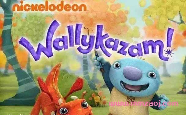 【英语启蒙动画】Wallykazam 沃利的单词魔法 第一季