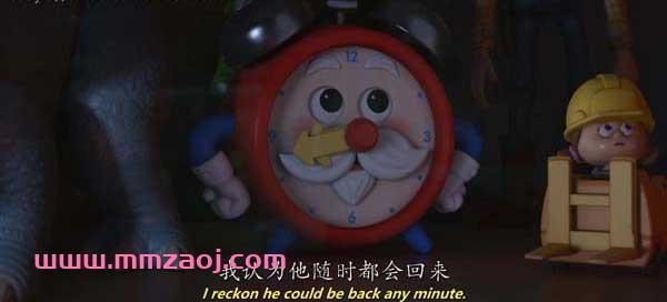 2013迪士尼动画短片《玩具总动员之惊魂夜 Toy Story of Terror》下载 国粤英三语1080p