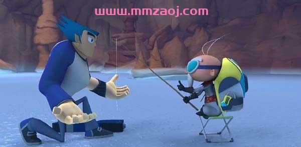 无敌极光侠 国语3D科幻动画片全26集下载 FLV高清720p 极光闪电猫 百度云网盘