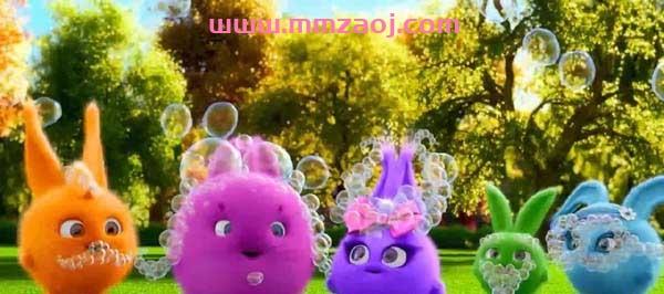 儿童搞笑益智动画片《阳光小兔兔》第一季全26集下载 ts/720p/无对白 百度云网盘