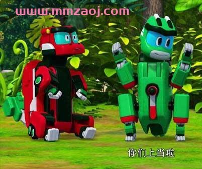 儿童恐龙冒险动画片《帮帮龙出动之恐龙探险队》第二季全26集下载 mp4/720p 百度云网盘