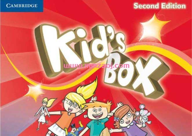 剑桥少儿英语教材(Kid's Box)第二版下载 含Starter-6级教材PDF+456级音频 百度网盘
