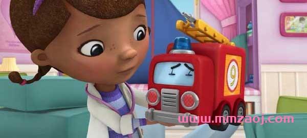 迪士尼学龄前动画片《小医师大玩偶》中文版第三季全29集下载 mp4国语720p 百度云网盘