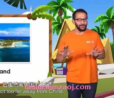 美国探索发现节目《关岛寻梦之旅》英文版全11集下载 mp4英语720p 百度云网盘