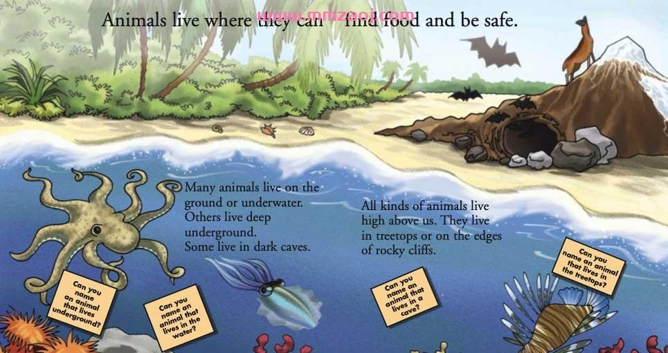 大英儿童百科全书英文原版共12册下载(pdf+mp3) 高清彩页可打印 百度云网盘