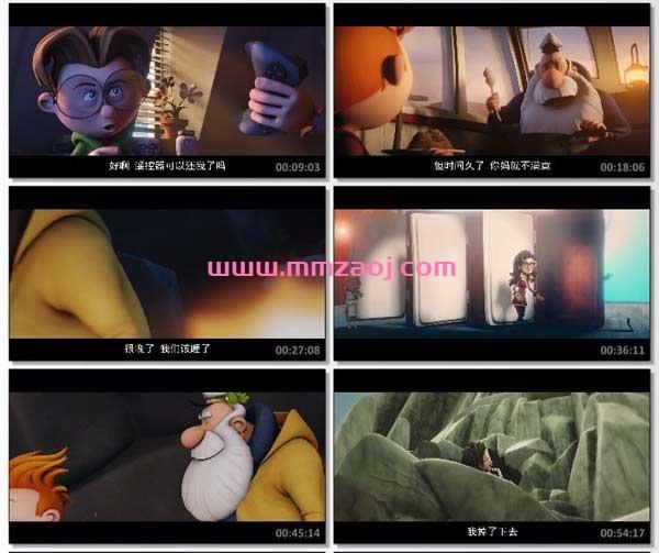 2021加拿大奇幻冒险动画电影《菲利斯之永夜岛历险记》下载 1080p/英语中字 百度云网盘
