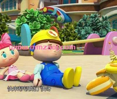 儿童启蒙益智动画片《嘟当曼》第二季全24集下载 mp4高清720p 国语中字 百度云网盘