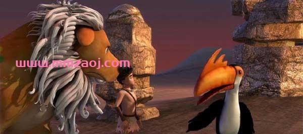 儿童神话传说动画片《盘瓠传奇》全26集下载 mp4/720p/国语中字 百度云网盘