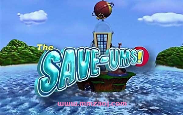 加拿大冒险益智动画片《超级救援队 THE SAVE-UMS!》下载 英语78集+国语78集 百度网盘