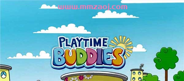 意大利搞笑动画片《泡泡虫的欢乐时光 Playtime Buddies》英文版全26集下载 百度网盘